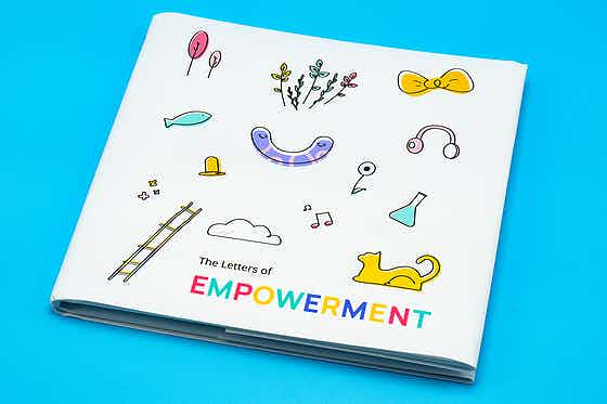 Thumbnail illustration for Letters of Empowerment's project