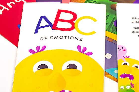 Thumbnail illustration for Abc's of Emotions's project